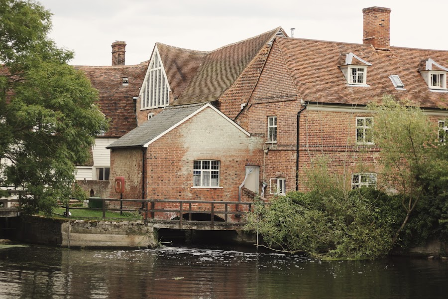 flatford mill constable