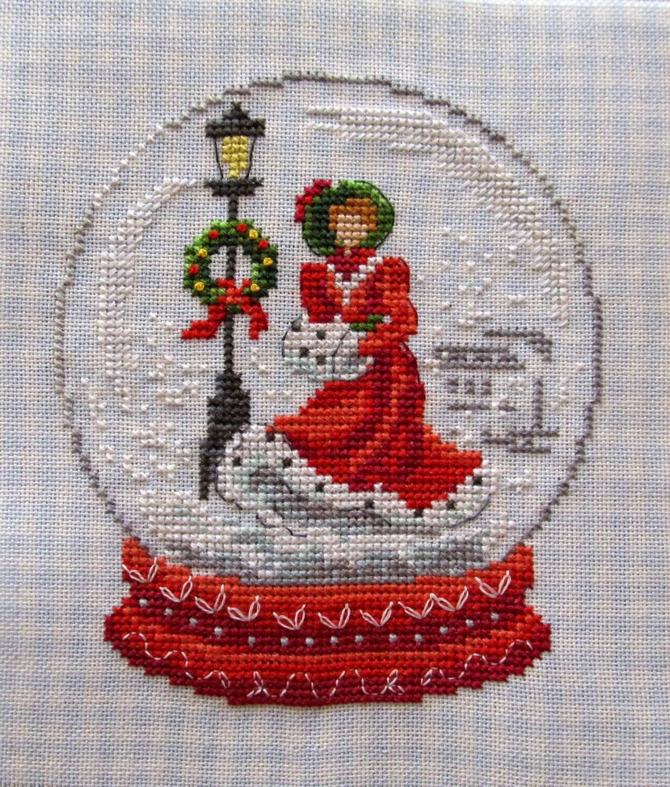 Christmas cross stitches, Snowflakes and Reindeer on Pinterest
