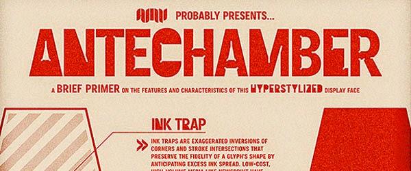 https://www.behance.net/gallery/Antechamber-%28Free-Typeface%29/2380284