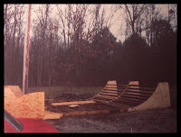 Mini Ramp Skeleton