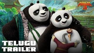 Kung Fu Panda 3 _ Official Telugu Trailer _ Fox Star India