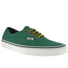 Green Vans from ebay