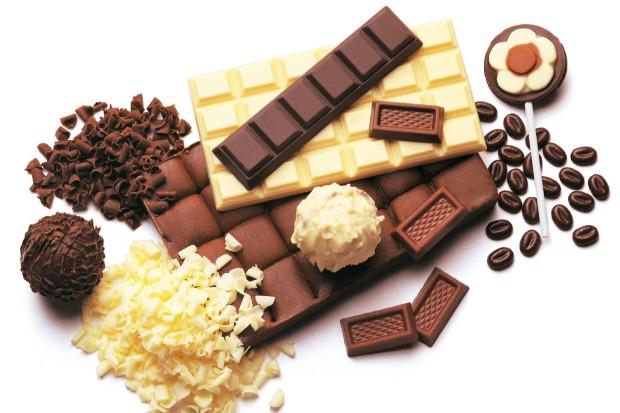 coklat aneka bentuk
