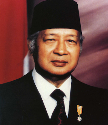 Presiden indonesia soeharto