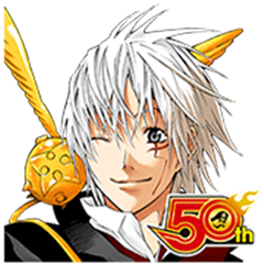 D.Gray-man​(J50th)