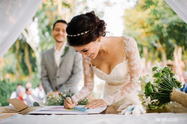 Como Escolher o Vestido de Noiva Ideal?