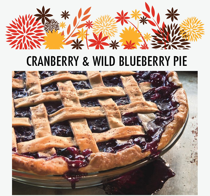 blueberry pie, bon appetite