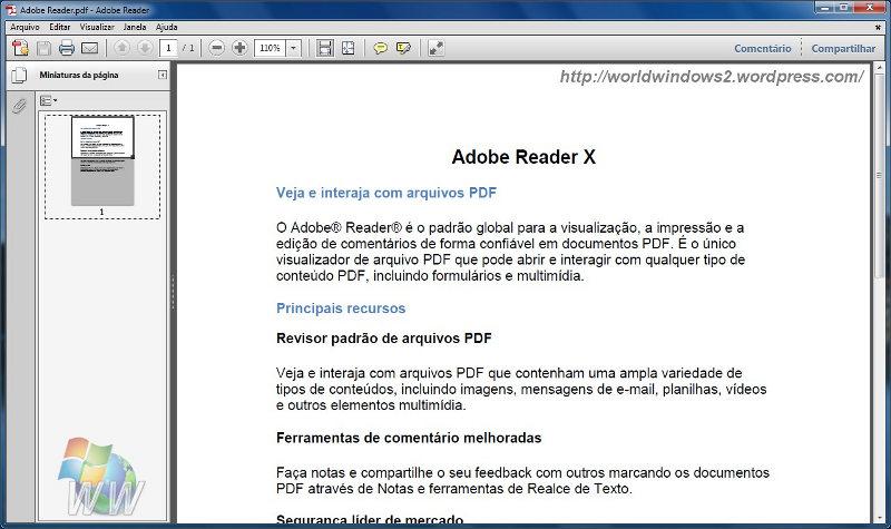 adobe reader 10.1.4