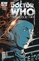 Doctor Who: Prisoners of Time #1 Cover