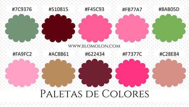 paletas de colores 6