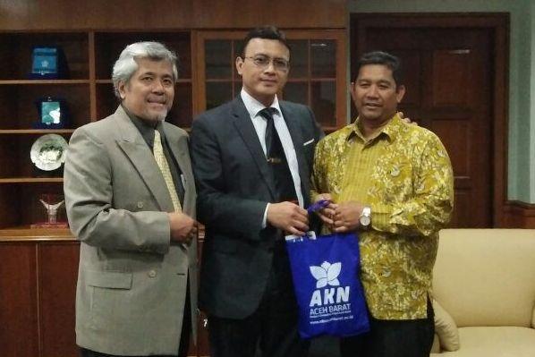 AKN Aceh Barat Teken MoU dengan UKM