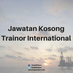 Jawatan Kosong Trainor International