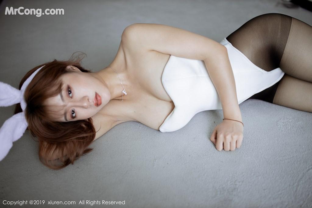 Image XIUREN-No.1654-NM-MrCong.com-010 in post XIUREN No.1654: 糯米NM (40 ảnh)