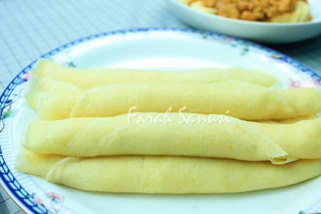 Resepi Roti Kerca Dato Sri Siti Nurhaliza