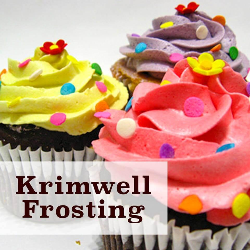 Krimwell Frosting resepi
