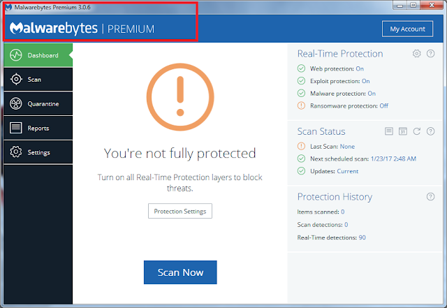 Malwarebytes Anti-Malware 3.0.6 Serial Key Crack License Code