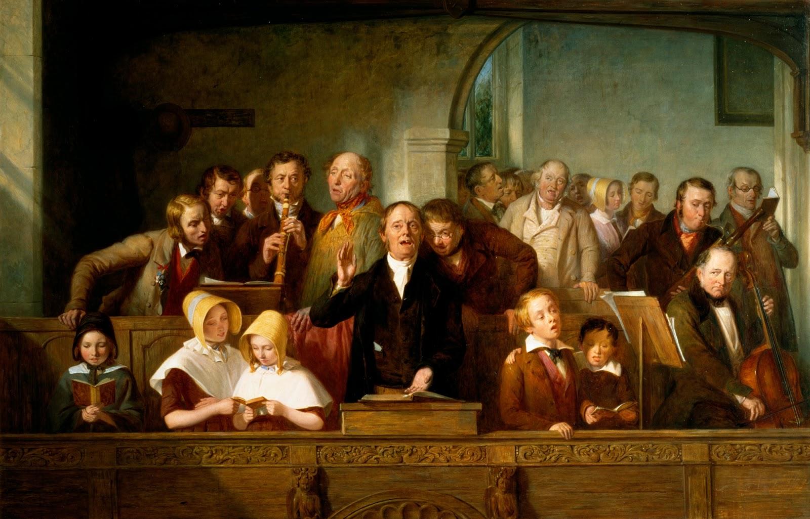 Victorian British Painting Thomas Webster