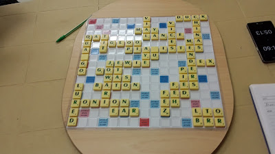 Bangalore scrabble tournament 11