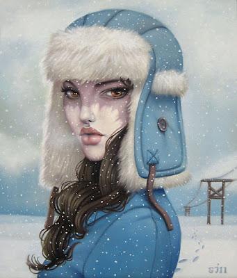 Snow Maiden, Sarah Joncas