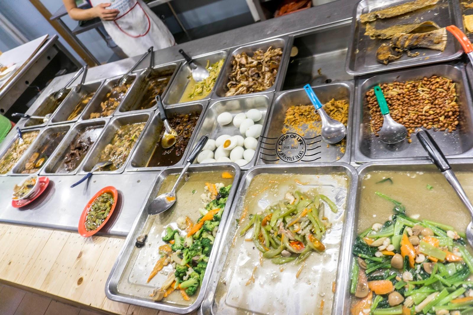 Chou Yang Teochew Porridge 朝阳粥馆 @ Relau, Penang