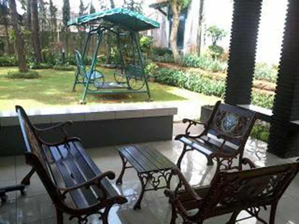 Sewa Villa kawasan Taman Bunga Nusantara Puncak, Bogor