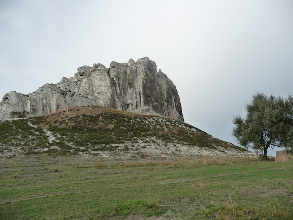 Білокузьминівські скелі. Регіональний ландшафтний парк «Краматорський»