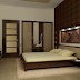 Bedroom With Modern Minimalist Design
