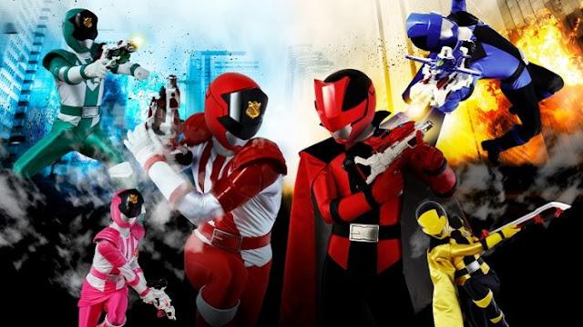Kaitou Sentai Lupinranger VS Keisatsu Sentai Patranger Sub Indo