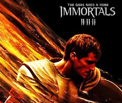 Immortals Filme
