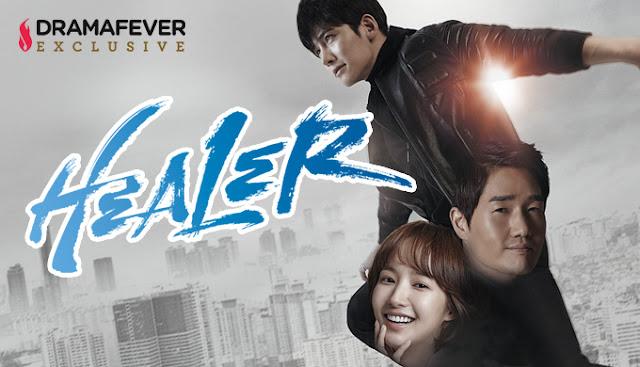 menceritakan tentang seorang utusan misterius Drama Korea Healer Subtitle Indonesia