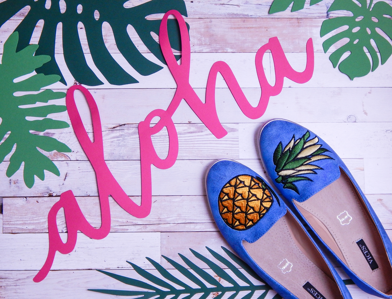 1 renee jasnoniebieskie mokasyny pineapple ananas buty obuwie renee obuwie damskie półbuty czarne granatowe szare buty na wakacje wygodne z aplikacjami wyszywane vices recenzja melodylaniella partybox