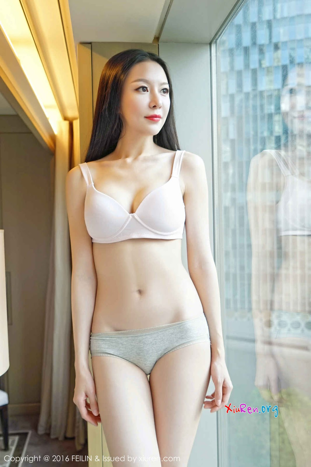 Archived: Mu YuQian 慕羽茜 Chinese Girls Silky Hot Lady (FEILIN嗲囡囡 VOL.023)(秀人网 XiuRen.org)