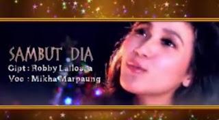 Download Lagu Natal Mikha Marpaung - Sambut Dia