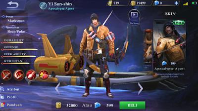 Yi Sun-shin Apocalypse Agent