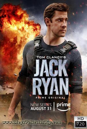 Jack Ryan Temporada 1 720p Latino