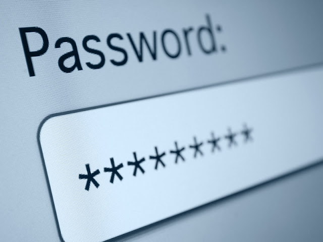 Hãy đổi password khi mất mã token