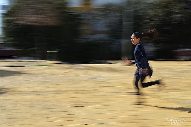A correr - Blanca Arias