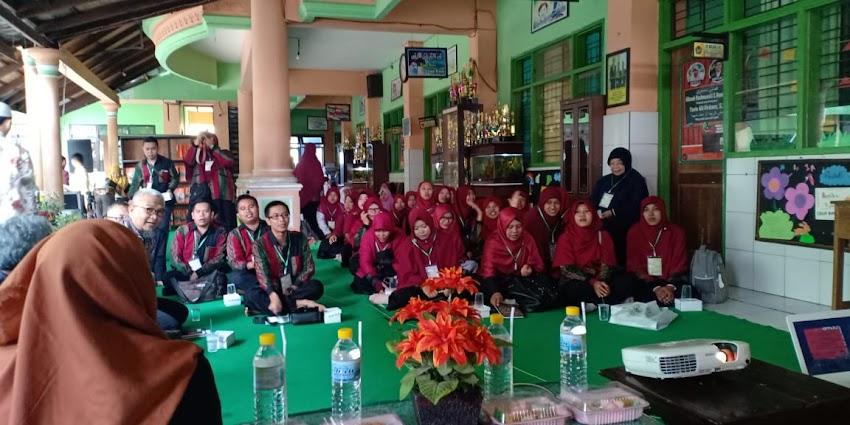 Libur Semester Gasal, SDI Surya Buana Kedatangan Tamu Studi Banding dari SDIT Balikpapan Islamic School
