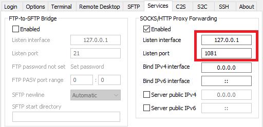 Tutorial Menggunakan Psiphon + Bitvise Axis Hitz