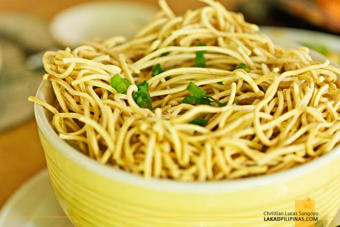 Hacienda De Palmeras Zamboanga Food Trip Crispy Noodles