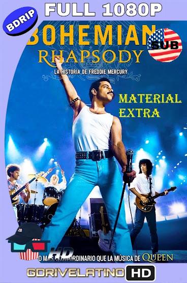 Bohemian Rhapsody (2018) Material Extra BDrip 1080p Subtitulado mkv