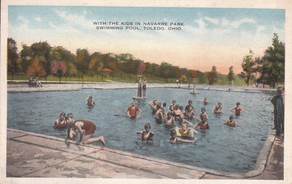 Swimming January 2012