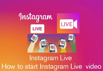 Instagram Live | How to start Instagram Live video