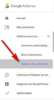 تحسين توازن إعلانات جوجل أدسنس على الموقع