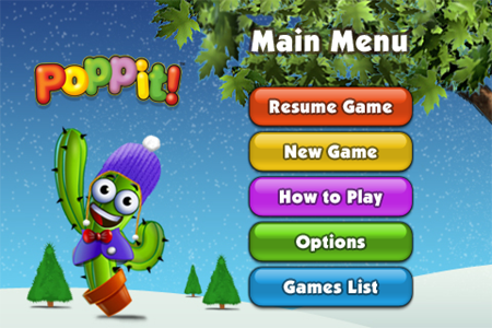 Poppit game for android
