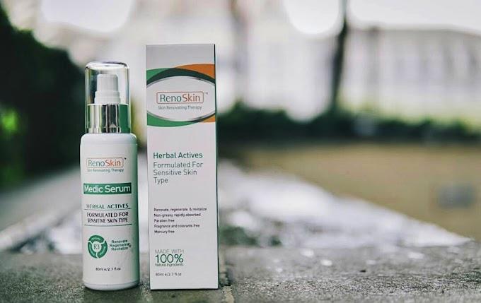 RenoSkin Medic Serum Penawar Untuk Eczema Dan Masalah Kulit Sensitif