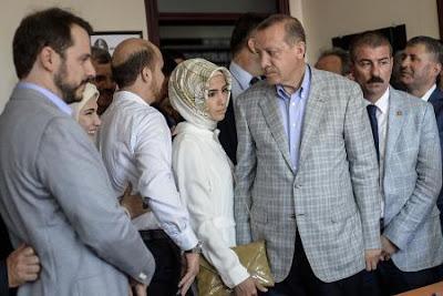تسريب صوتى, فساد عائلة اردوغان, تركيا,