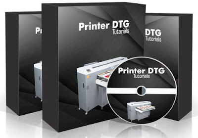 Cara Membuat Printer DTG Rakitan Sendiri Cara Membuat Printer DTG Rakitan Sendiri