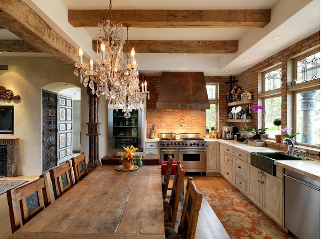 Rustic Kitchen Tables As Home Furniture