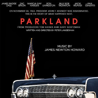 Parkland piosenka - Parkland muzyka - Parkland ścieżka dźwiękowa - Parkland muzyka filmowa